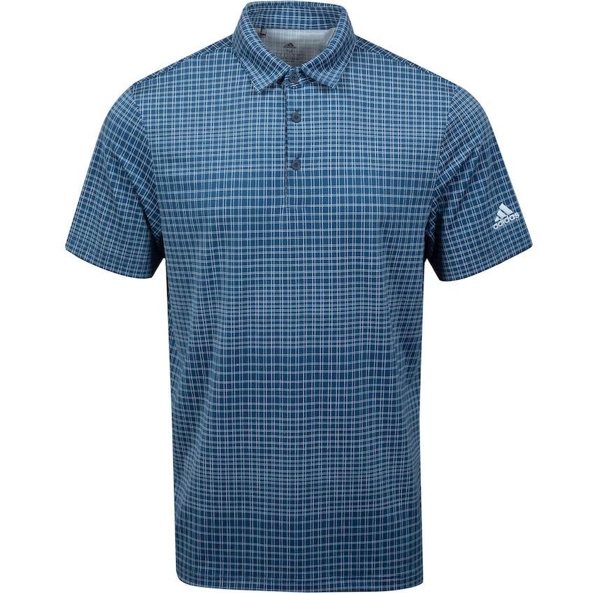 Ultimate365 Primegreen Polo Shirt Crew Navy/Halo Blue 0