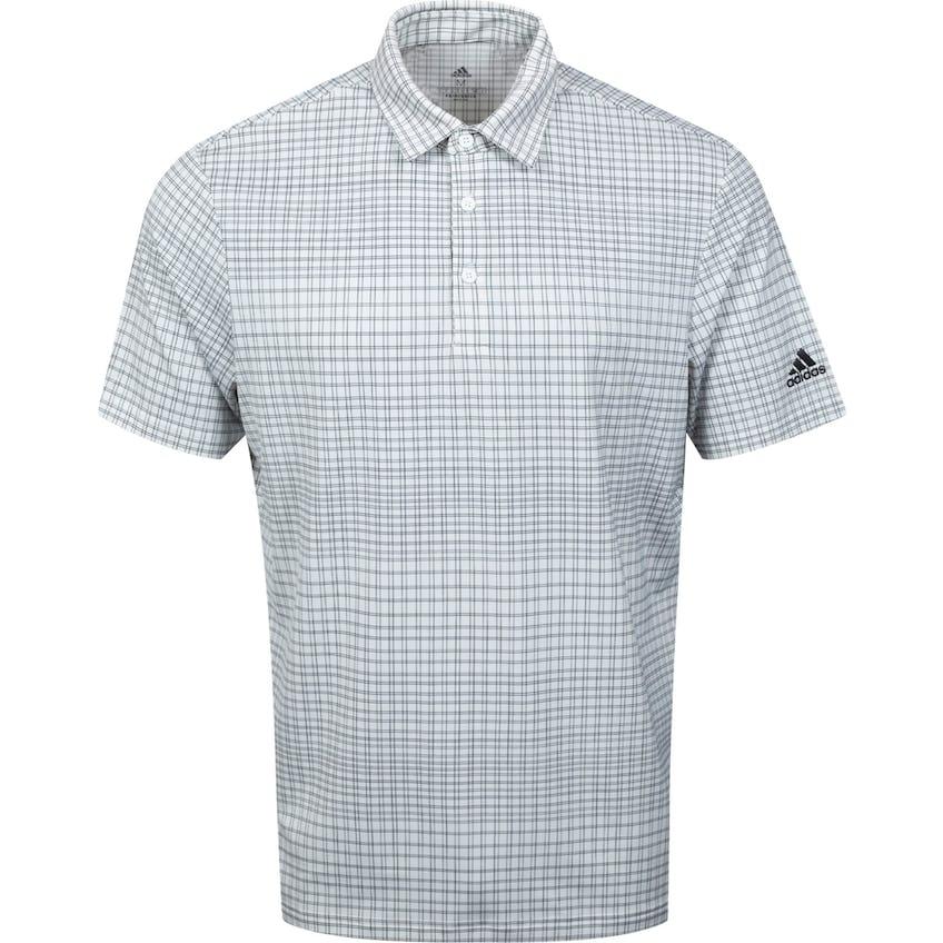 Ultimate365 Primegreen Polo Shirt White/Black 0