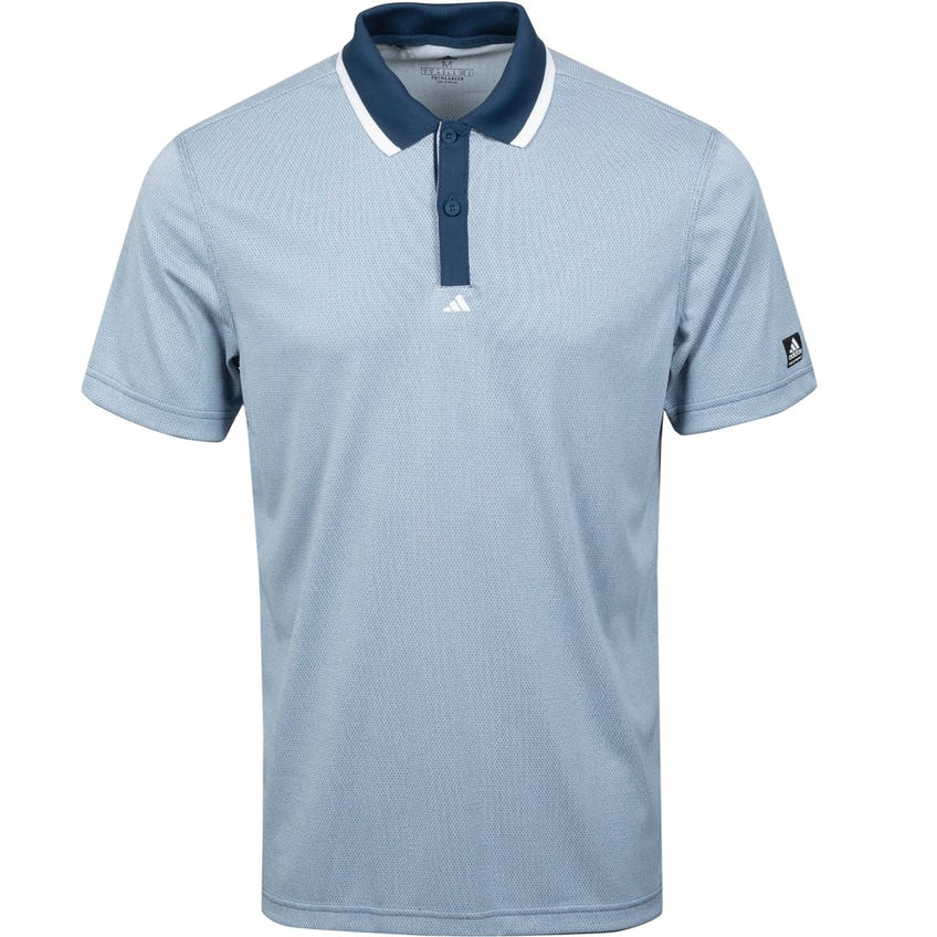 Equipment Primegreen Polo Shirt Crew Navy Mel 0