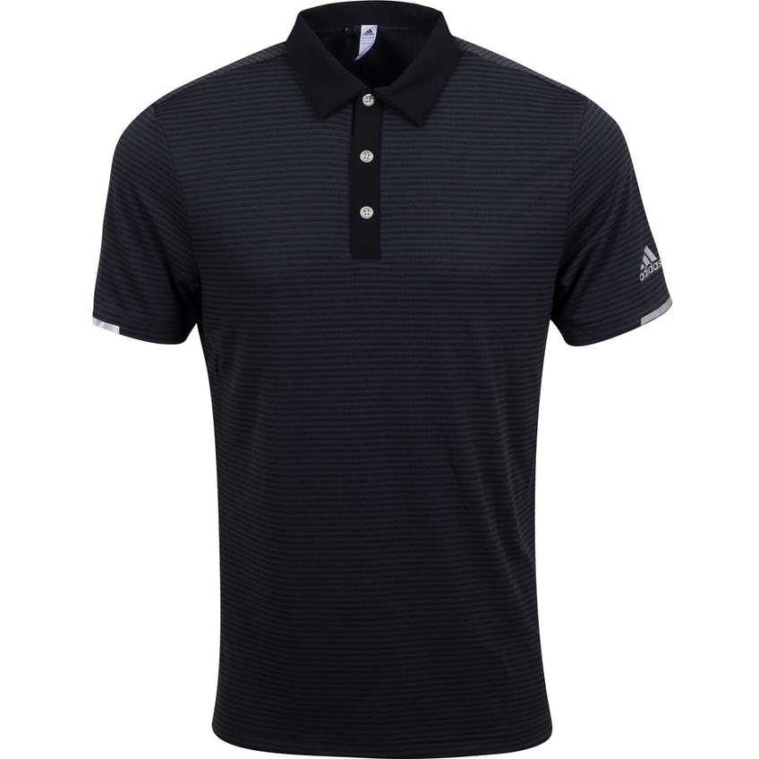 Go-To Primegreen Polo Shirt Carbon Black 0