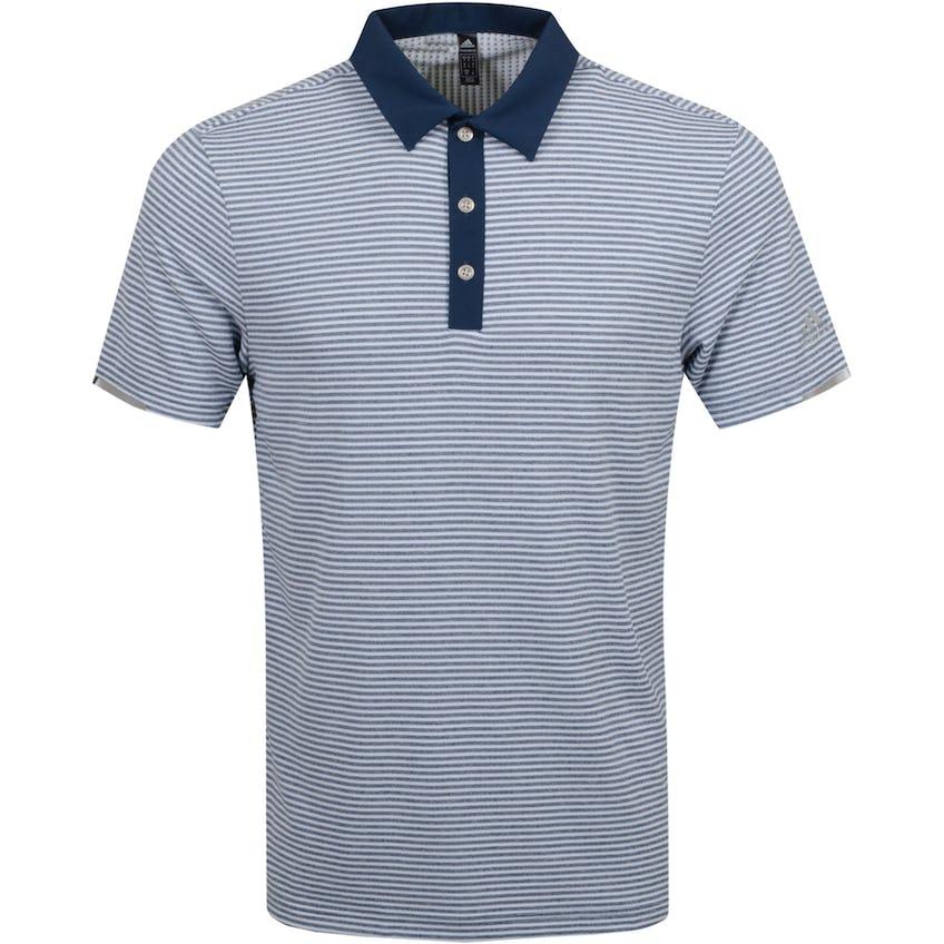 Go-To Primegreen Polo Shirt Crew Navy/White 0