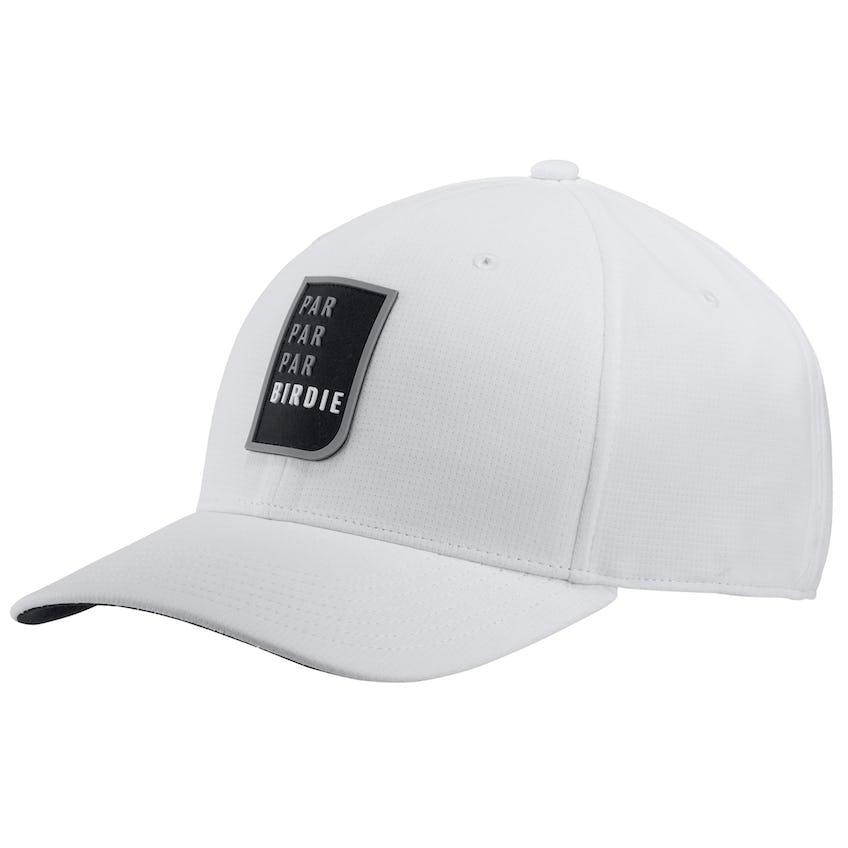 P.P.P.B. Snapback Cap White 0