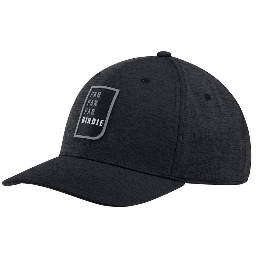 P.P.P.B. Snapback Cap Black 0
