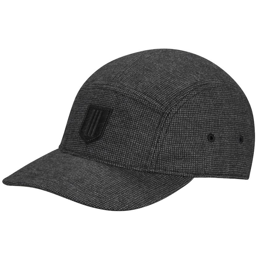 Kilted Cap Black 0