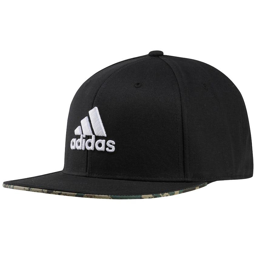TP Flatbrim Cap Black 0