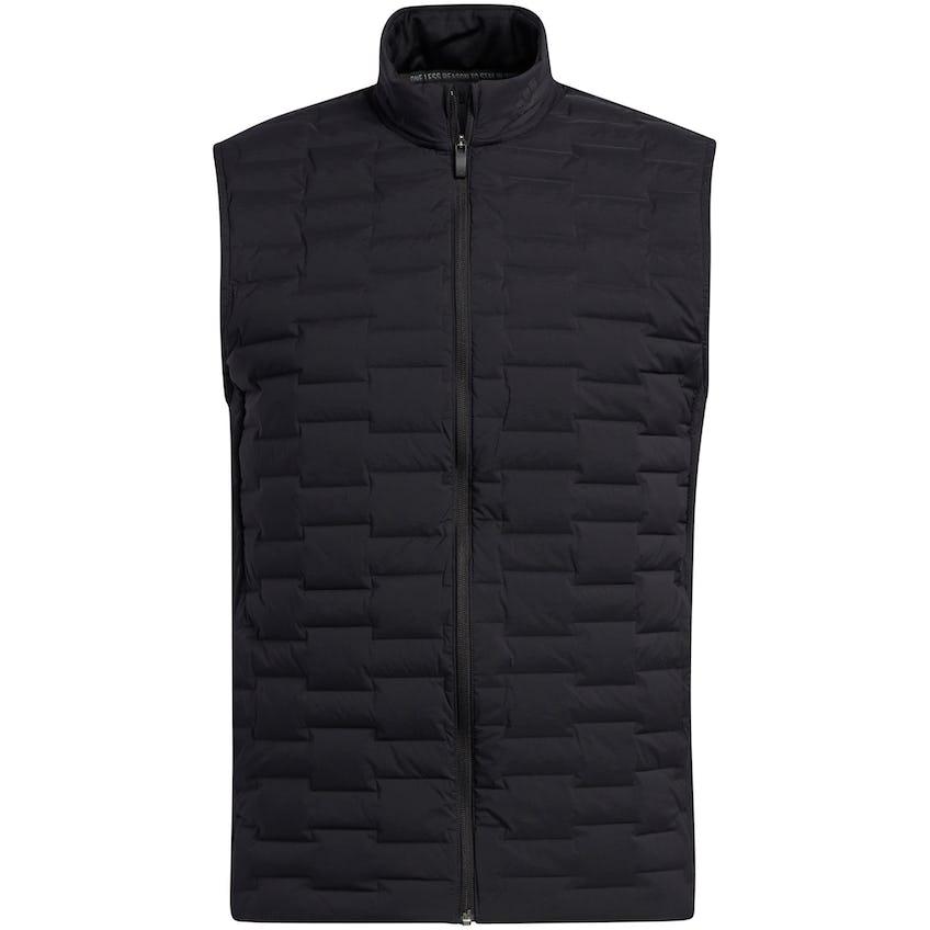 Frost Guard Full Zip Padded Jacket Vest Black 0