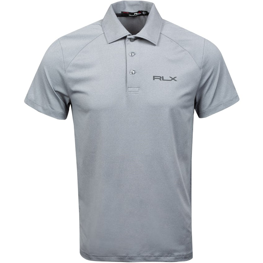 Featherweight Pro-Fit Airflow Polo Steel Heather 0