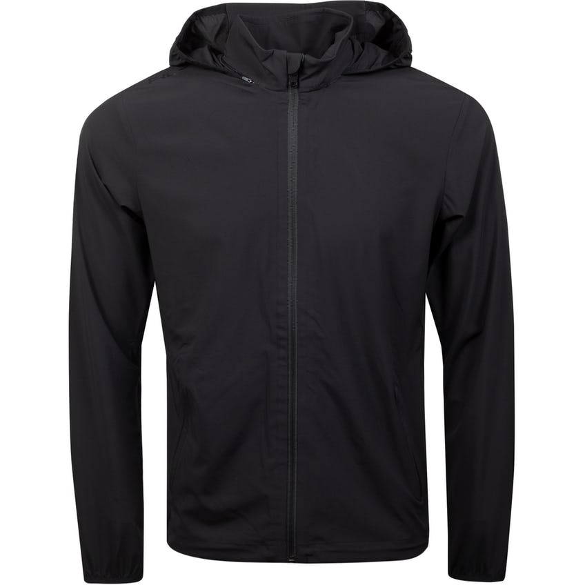 Performance Stretch Training Jacket Polo Black 0