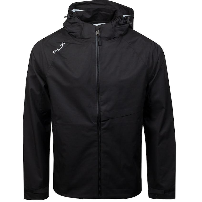 Deluge Lightweight Rain Jacket Polo Black 0