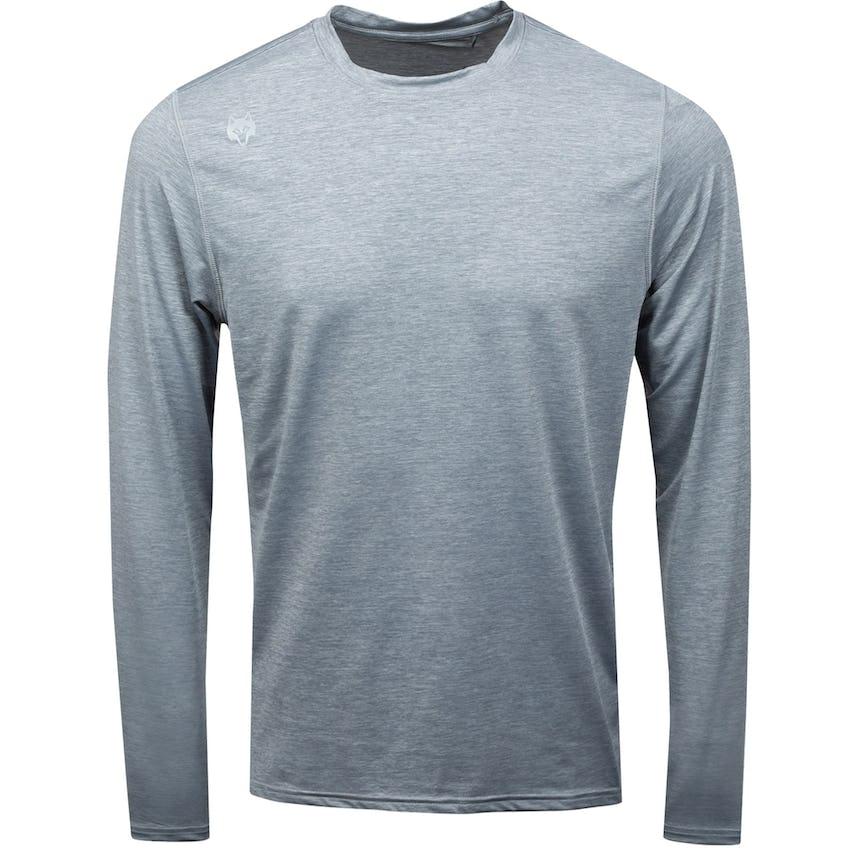 Guide Sport Long Sleeve Tee Light Grey Heather 0