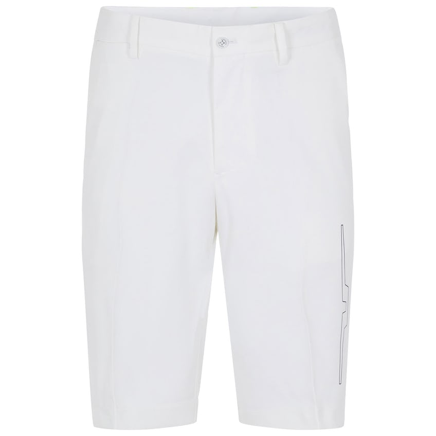 Chris Logo Golf Shorts White 0