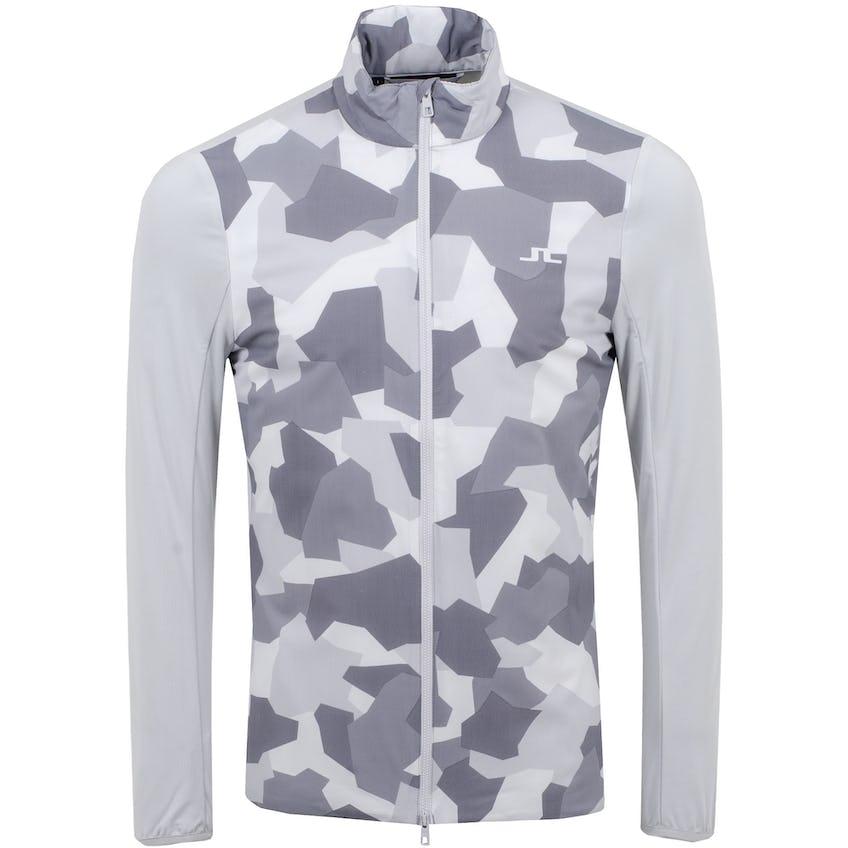 Packlight Print Golf Jacket Grey Camo 0