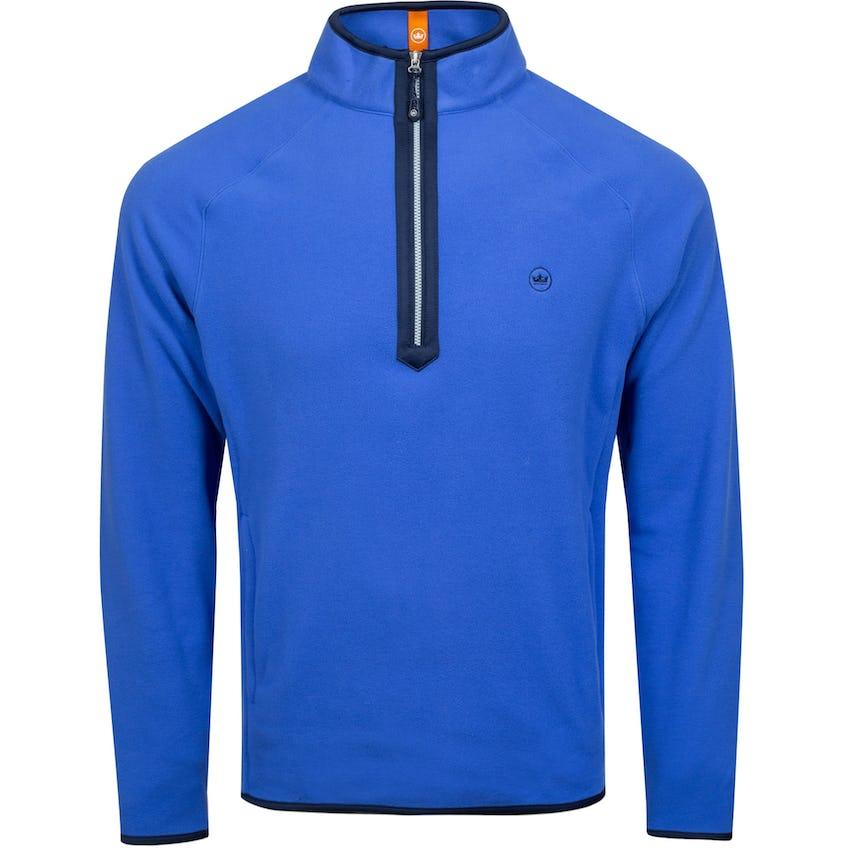 Thermal Flow Micro Fleece Half-Zip True Blue 0