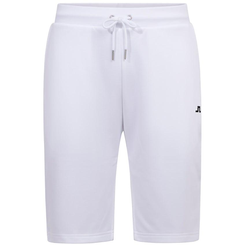 Stretch Fleece Light Shorts White 0