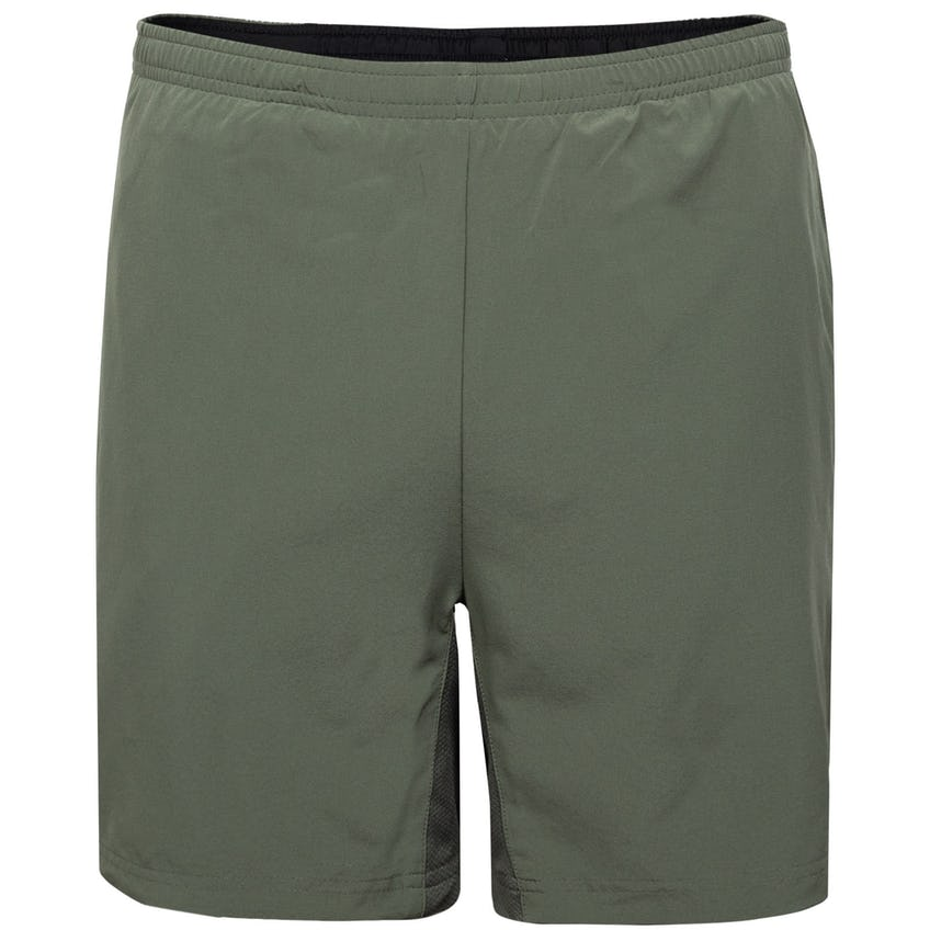 Athletic Short With Compression Fossil Green 0