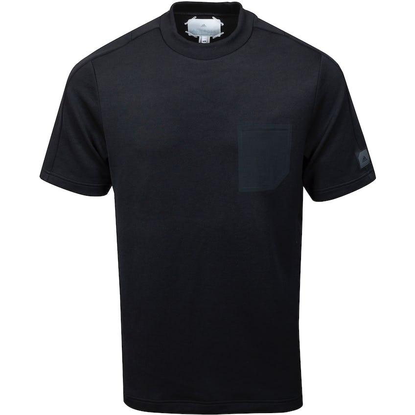 adicross Evolution Polo Shirt Black 0
