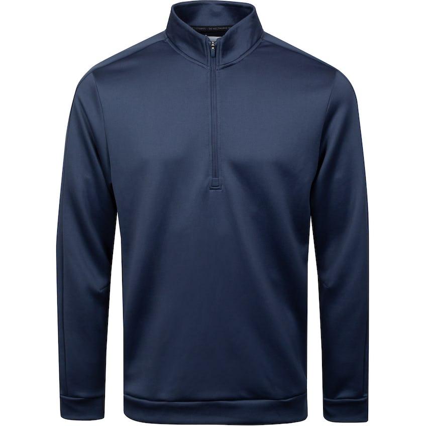 adicross Recycled Materials Quarter Zip Pullover Grey 0