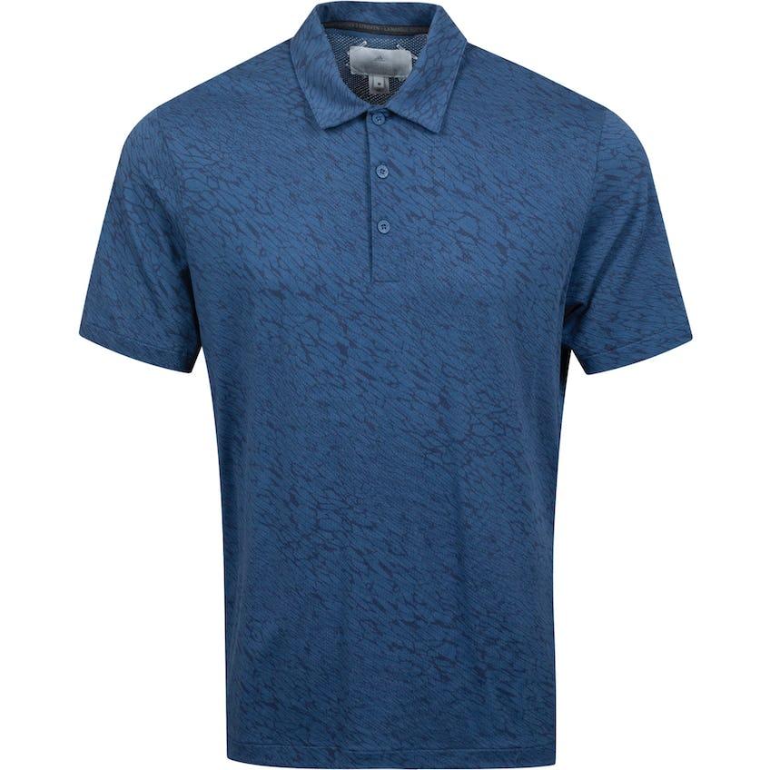 adicross Three Below Polo Shirt Blue 0