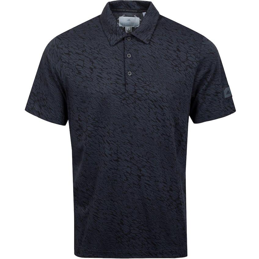 adicross Three Below Polo Shirt Grey 0