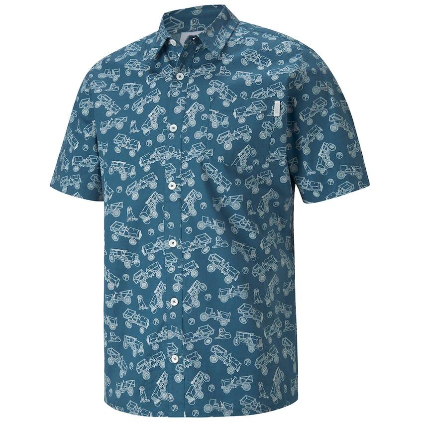 AP Best Friend Shirt Legion Blue 0