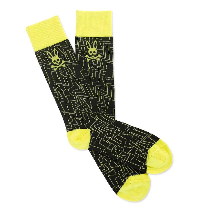 Crew Sock Black 0