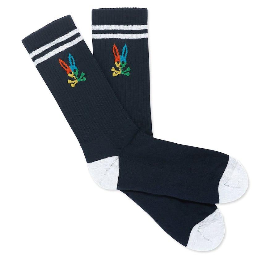 Crew Sock Navy 0
