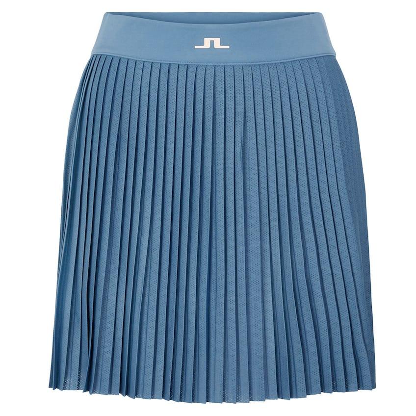 Womens Binx Golf Skirt Captains Blue 0