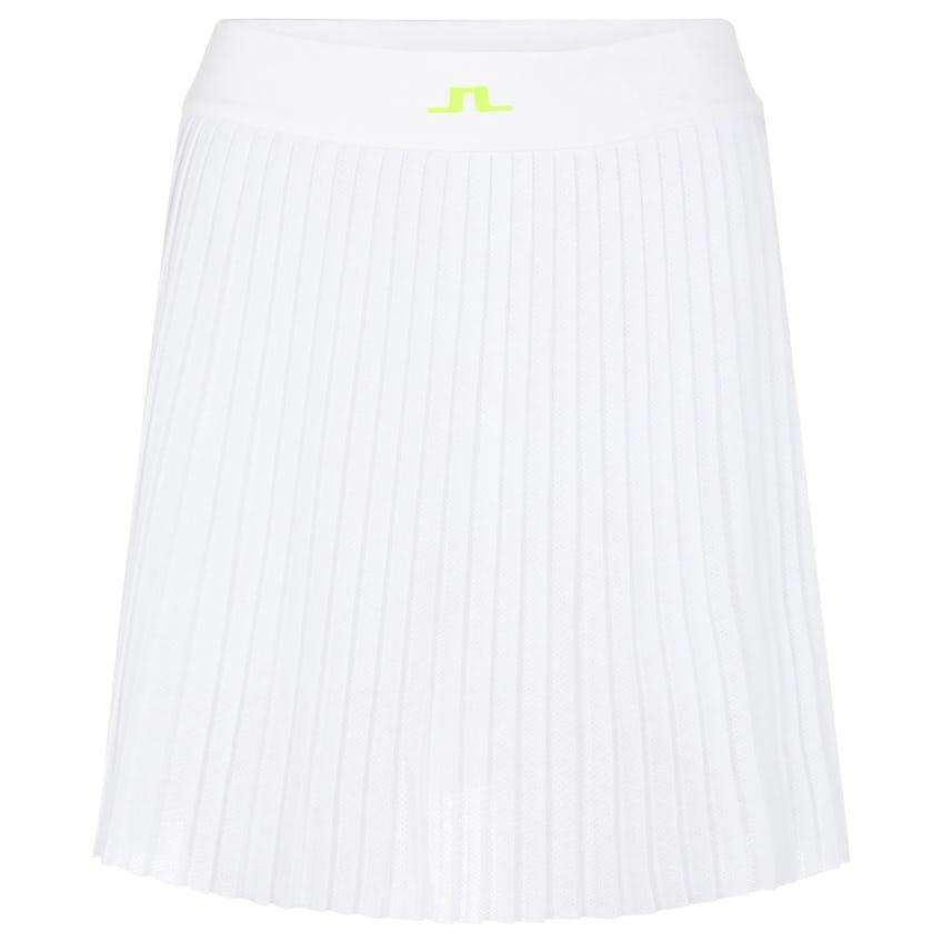 Womens Binx Golf Skirt White 0