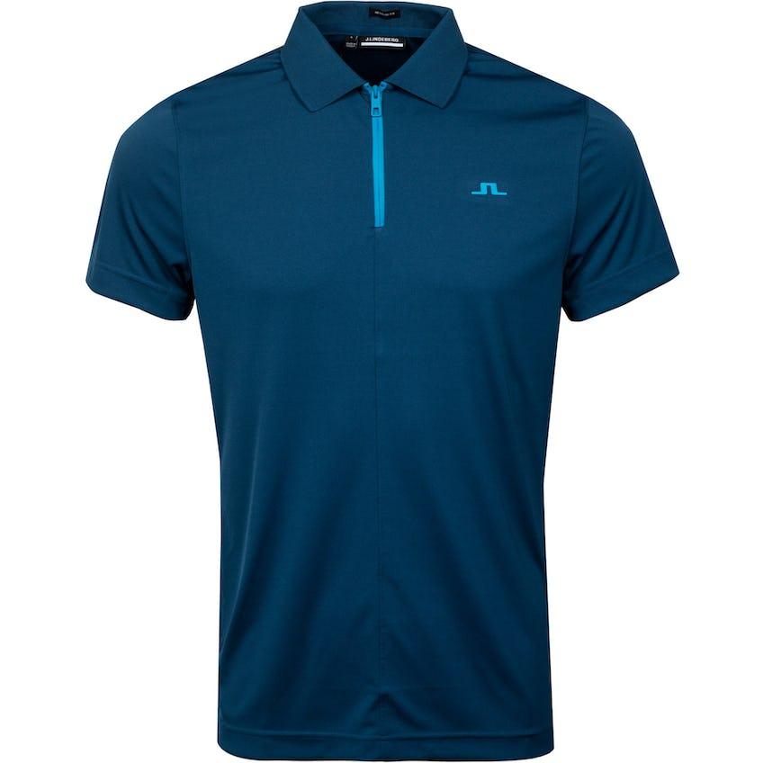 Fredric Regular Fit Golf Polo Majolica Blue 0