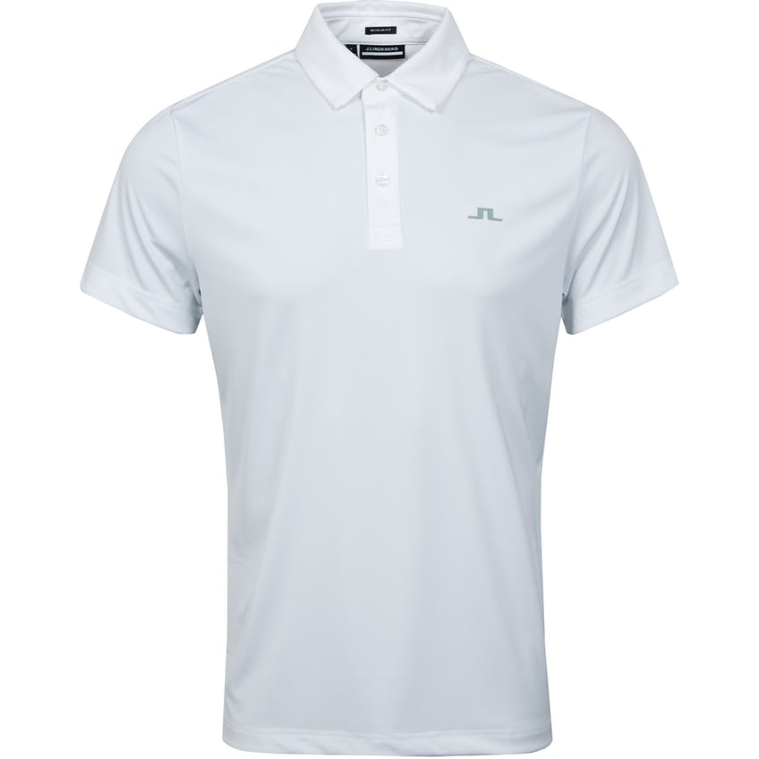 Tom Regular Fit Golf Polo White 0