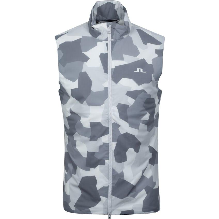 Packlight Print Golf Vest Grey Camo 0