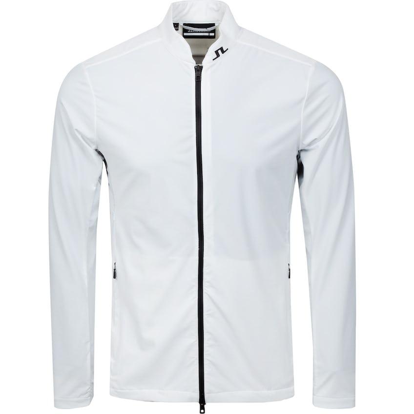 Kv Hybrid Golf Jacket White 0