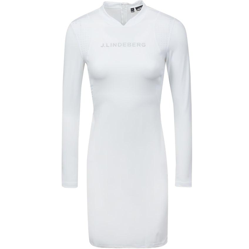Womens Zola Golf Dress White 0