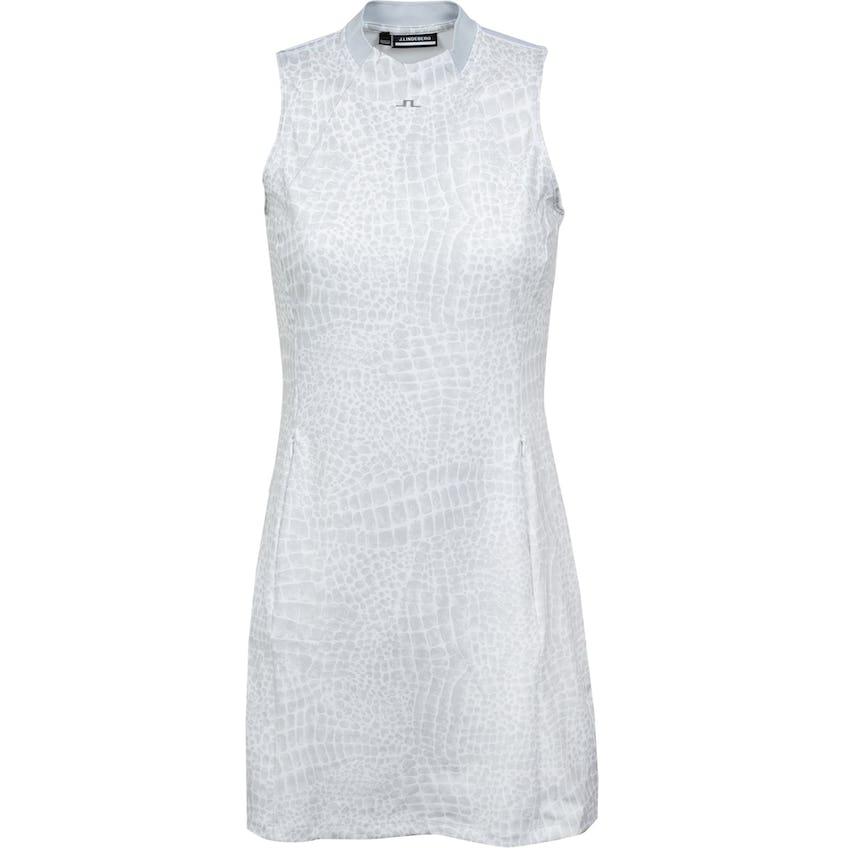 Womens Nena Print Golf Dress Micro Chip Croco 0