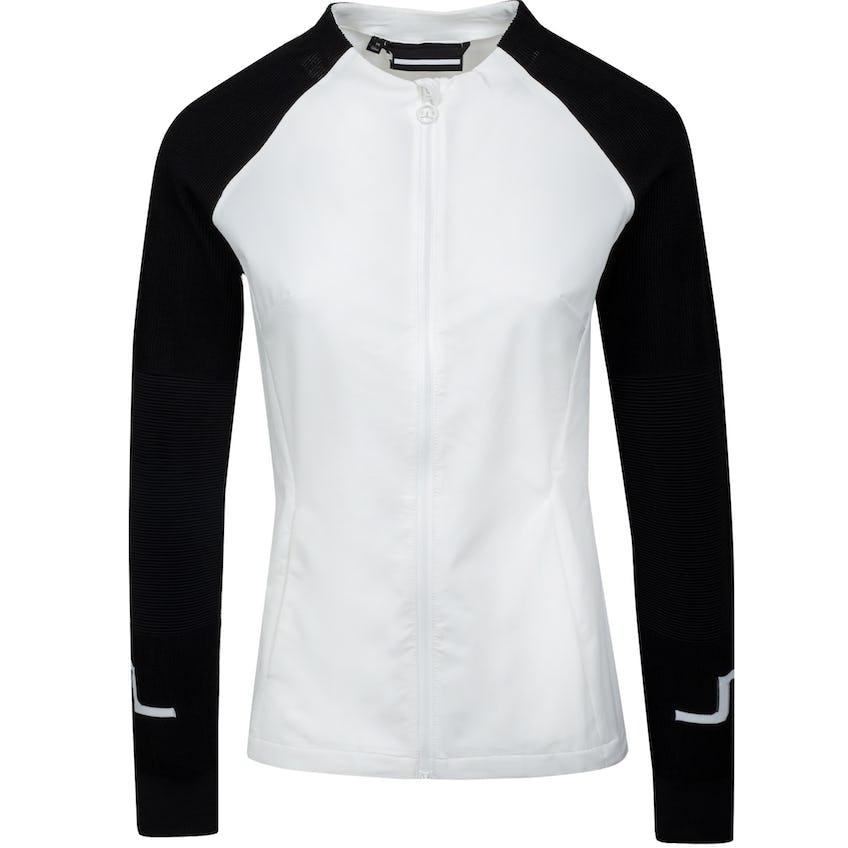 Womens May Golf Jacket White 0