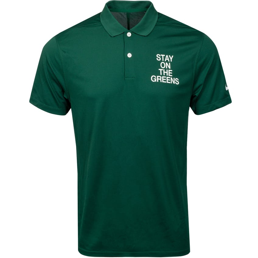 x Nike Stay On The Greens Dri Fit VCTRY Polo Green 0