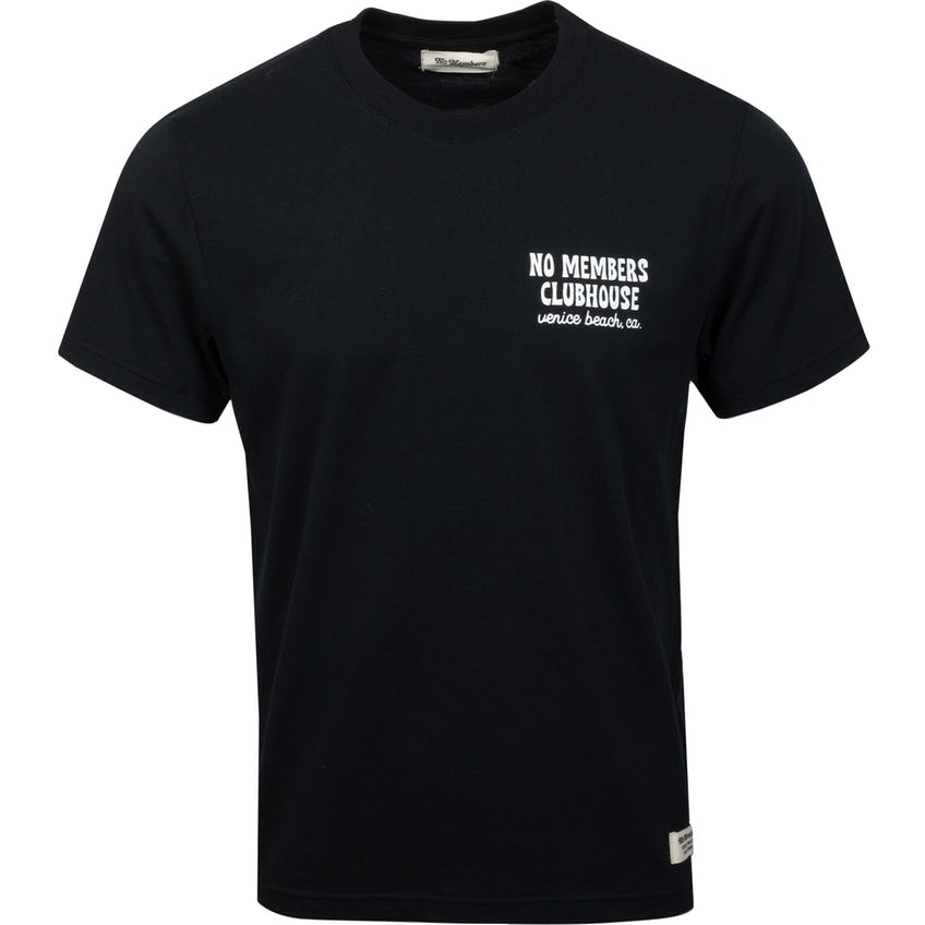 Clubhouse T-Shirt Black 0