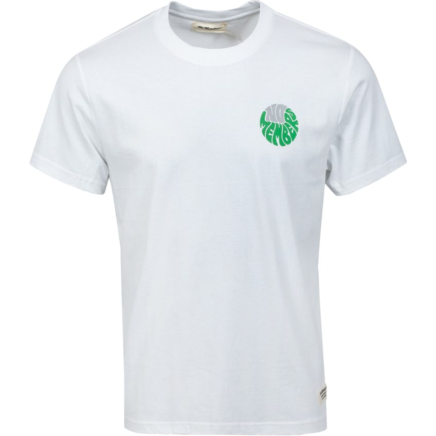 Stay On The Greens T-Shirt White 0