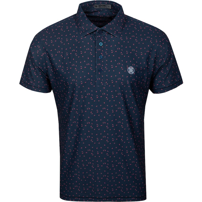 Small Floral Polo Twilight 0