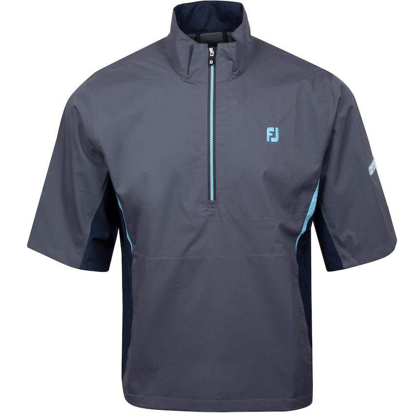 Hydrolite Rainshirt Short Sleeve Charcoal/Navy/Light Blue 0