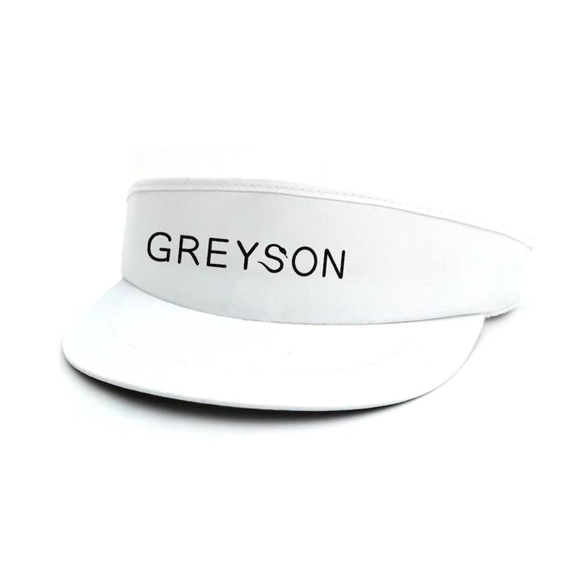 GREYSON Snake Tour Visor Arctic 0