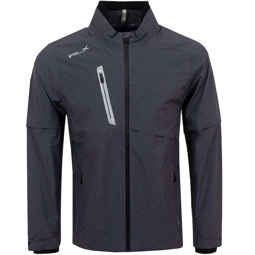 Iron Waterproof Jacket Medium Flannel Heather 0