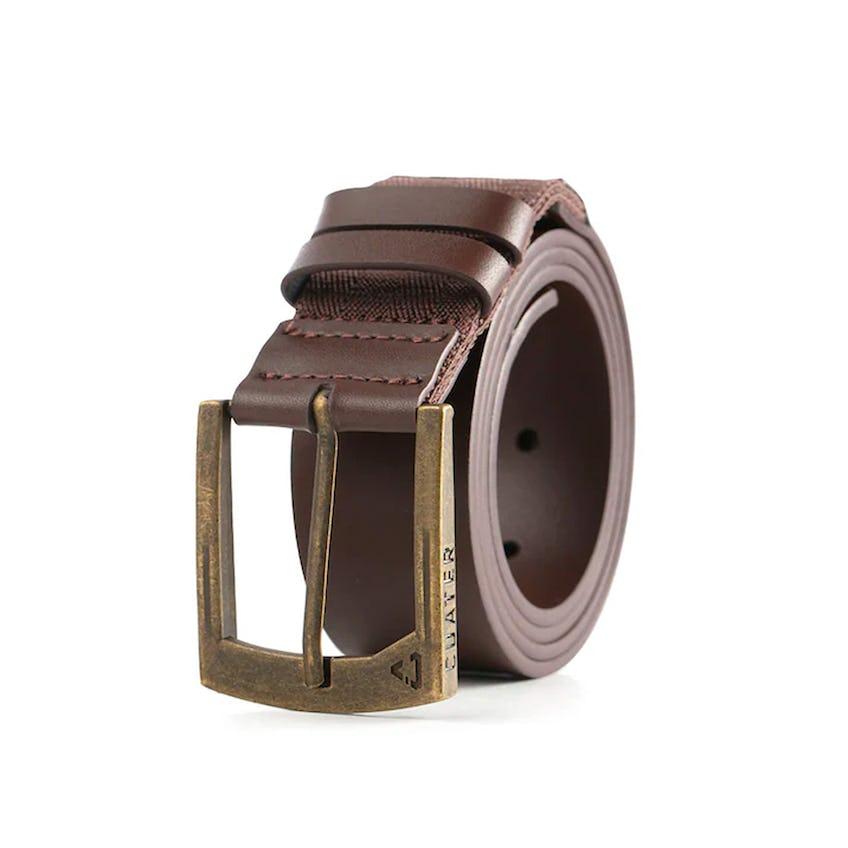Jinx Belt Dark Brown 0