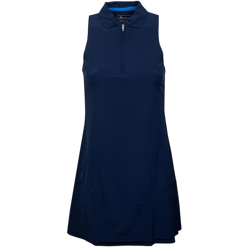 Womens Carner Sleeveless Sport Dress Navy 0