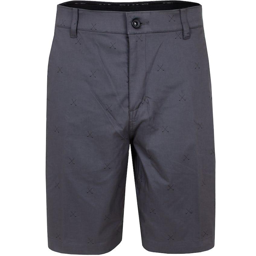 Dri-FIT UV Printed Chino Shorts DK Smoke Grey 0
