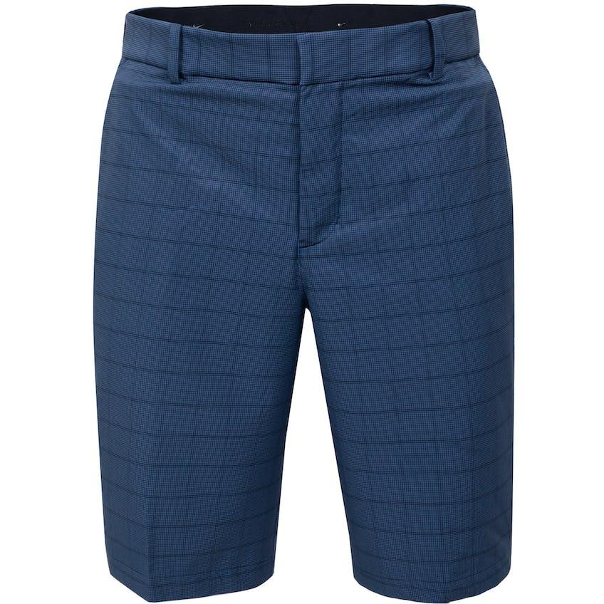 Dri-FIT Plaid Shorts Obsidian/Diffused Blue 0