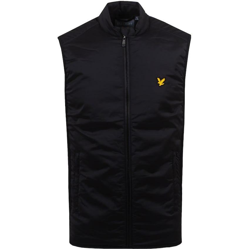 Golf Gilet True Black 0