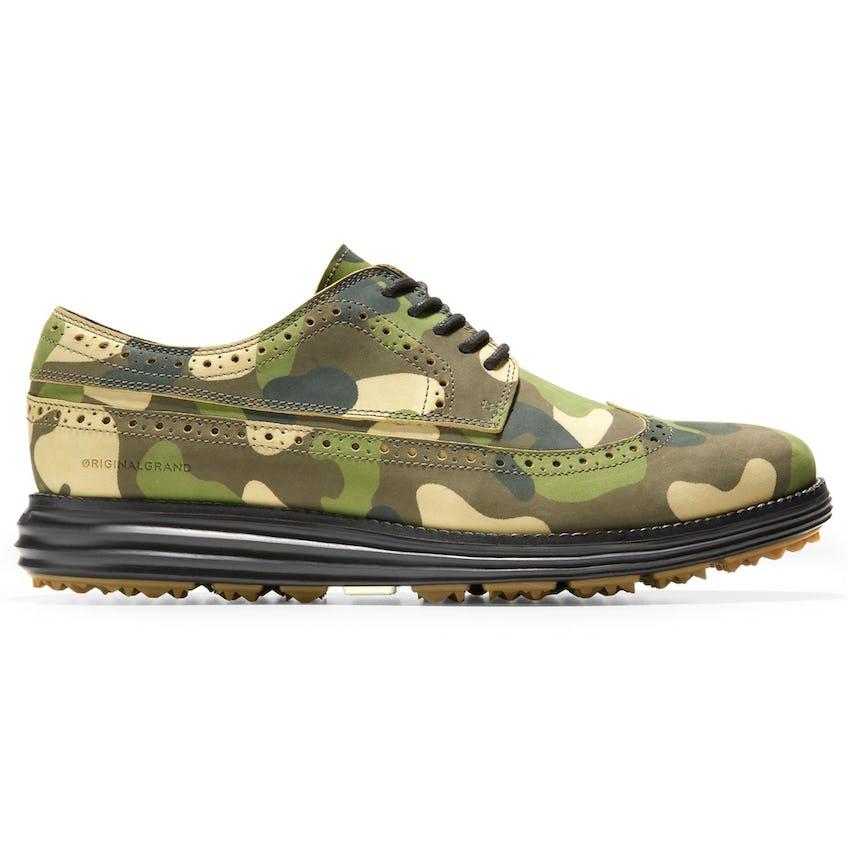 OriginalGrand Golf Shoe Green Camo 0