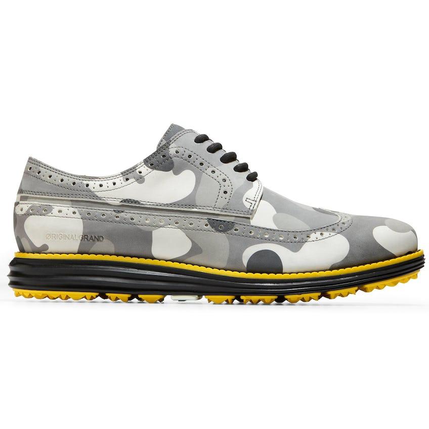 OriginalGrand Golf Shoe Grey Camo 0