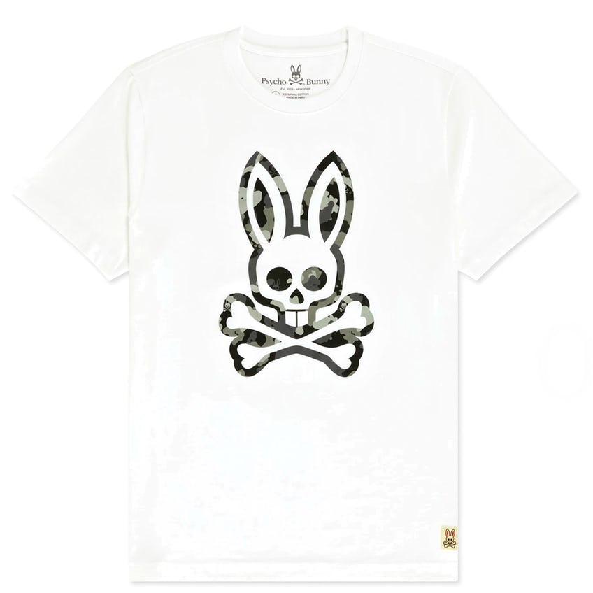 Howgate Graphic Tee White 0